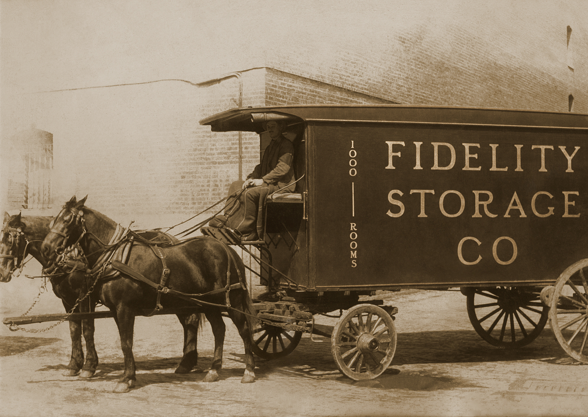 Proud Moving History since 1905