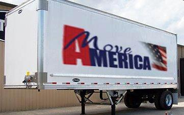 MoveAmerica Moving Trailer
